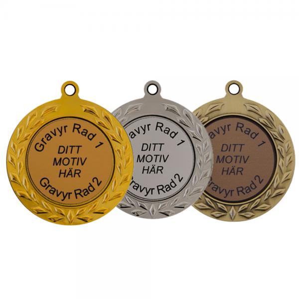Medalj - Göteborg - ø47mm