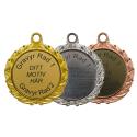 Medalj - Malmö - ø70mm
