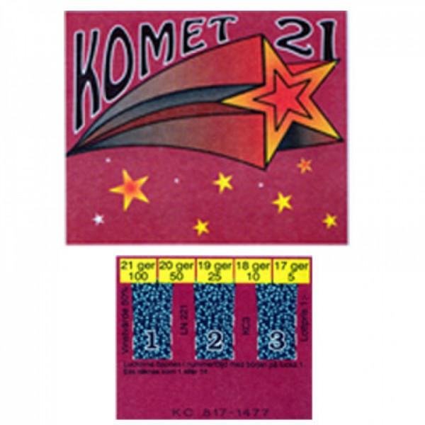 Komet 21 KC