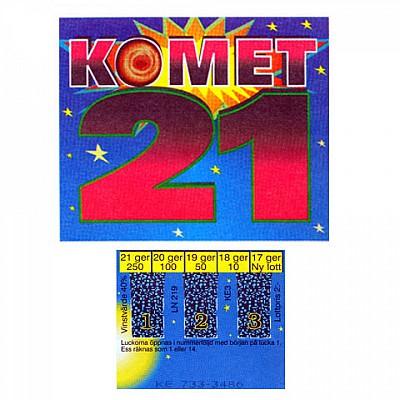 Komet 21 KE