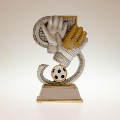 Fotbollsstatyett Sepp Maier - 165mm