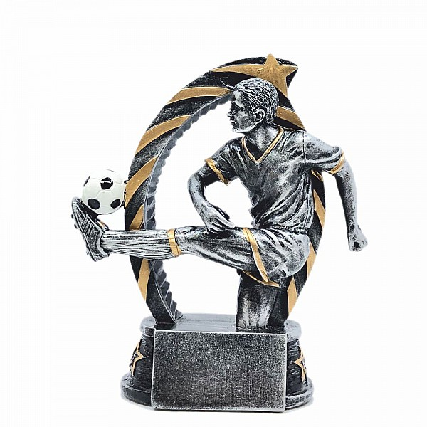Fotbollsstatyett Forlán - 145mm