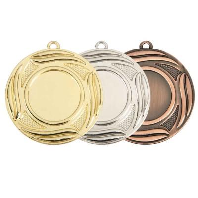 Medalj - Gotland - ø50mm