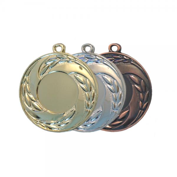 Medalj - Linköping - ø50mm