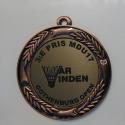 Medalj - Svärdsjö - ø70mm