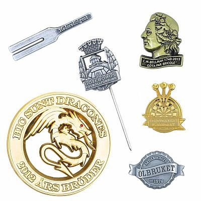 Metall Pins