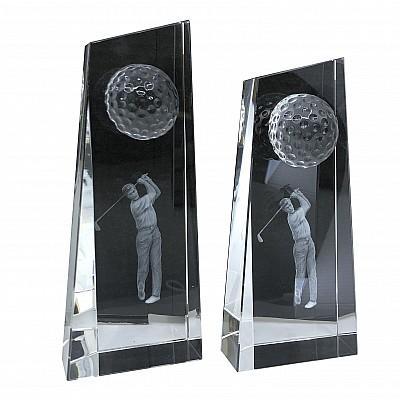 Golfstatyett The Hasselhof