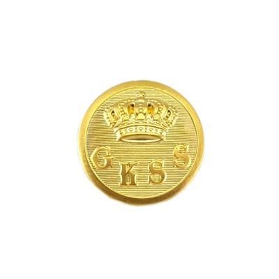 GKSS Knapp guld - stor