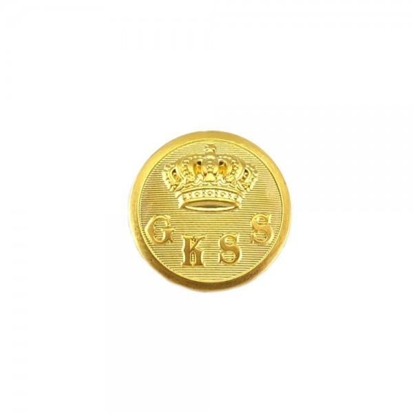 GKSS Knapp guld - liten