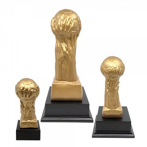 Gothenburg Trophy - Fotbollsstatyett