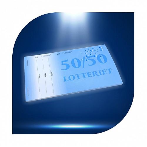 50/50 Lotter